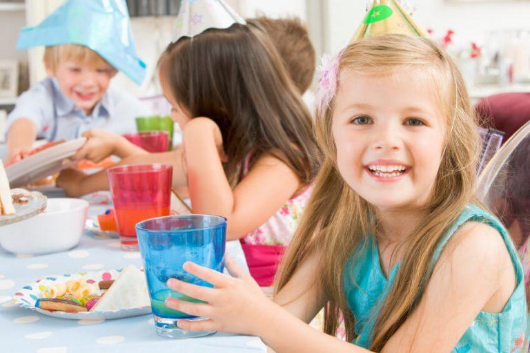 We put together the best children's parties